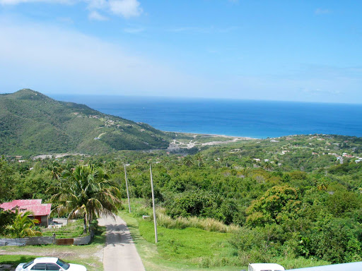 Montserrat-green-montserrat - The island of Montserrat is a British Overseas Territory located in the Caribbean.