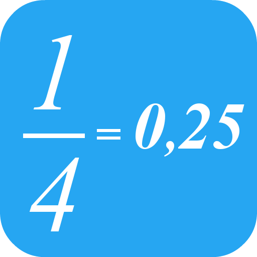 Fraction Converter app (apk) free download for Android/PC/Windows