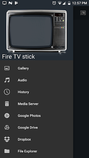 All Screen (Chromecast, DLNA, Roku, Fire TV) screenshot