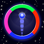 Crazy Color Swift Ball Icon