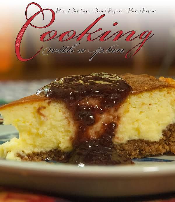 White Chocolate Cheesecake W/ Almond Crust Recipe
