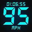 GPS Speedometer - Odometer, HUD