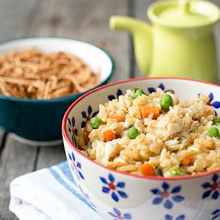 Skinny Chicken Fried Rice.