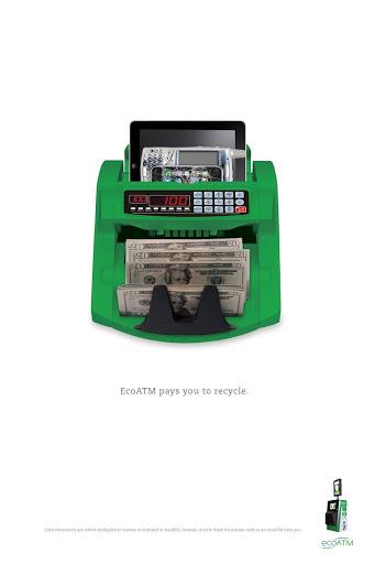 Eco ATM counter poster — Google Arts & Culture