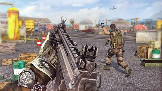 FPS Encounter Shooting 2020: New Shooting Games 6