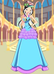Dress up Flora - náhled