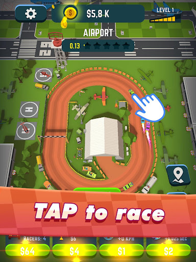 Idle Race Rider u2014 Car tycoon simulator 0.7.1 screenshots 6