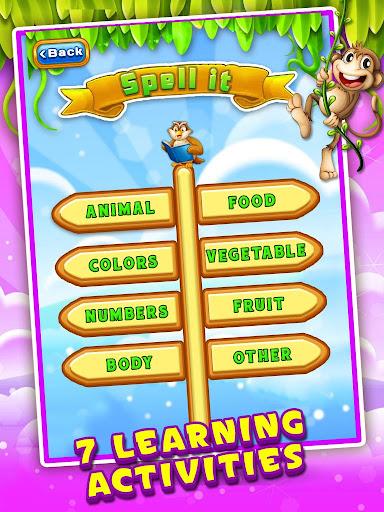 Spell It  - spelling learning app for children filehippodl screenshot 8