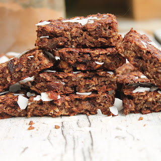 Superfood  Cacao Breakfast Bars