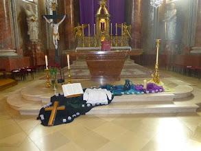 Photo: Fastenzeit endet mit der Auferstehung