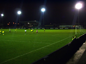 Photo: 21/10/05 v Rhyl (Welsh Premier League) 0-2 - contributed by Mike Latham