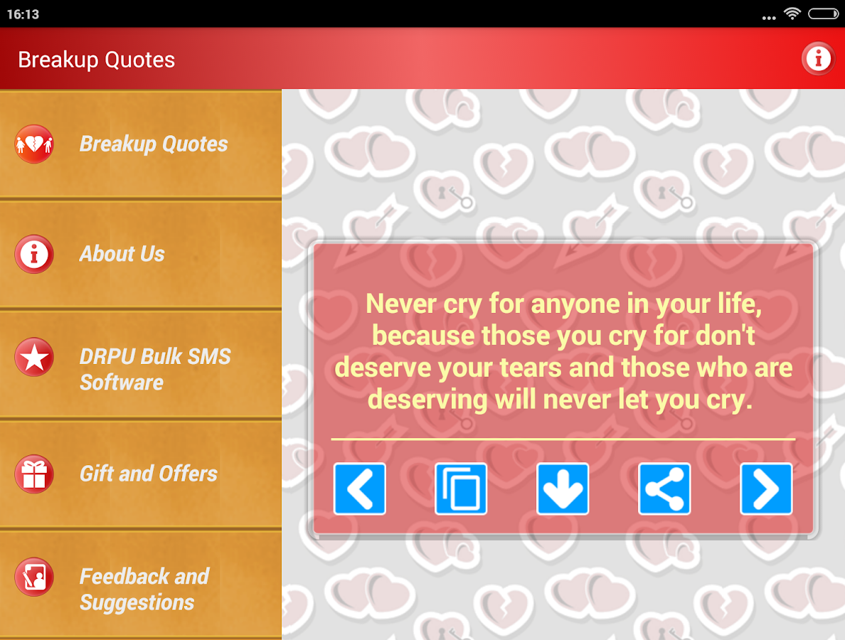Love Move On Quotes Breakup Status Love Quotes Pro  Android Apps On Google Play