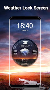 App Live weather and temperature app ❄️❄️ APK for Windows Phone