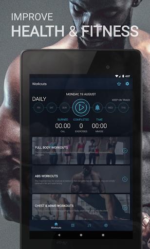 Home Workout - Fitness & Bodybuilding 1.2.6 Screenshots 17