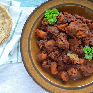 Kosha Mangsho / Lamb in Spiced Masala
