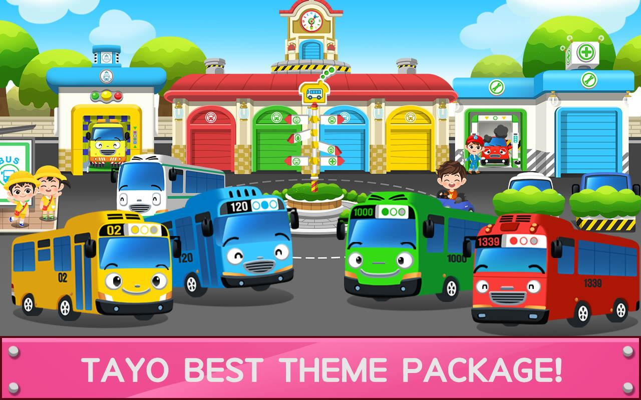 Tayo Best Theme - Android Apps on Google Play