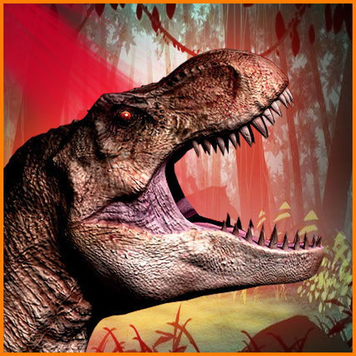 恐龍狩獵2016年 動作 LOGO-玩APPs