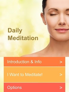 Daily Meditation- screenshot thumbnail