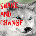 Wolf's SHAKE and Change LWP icon