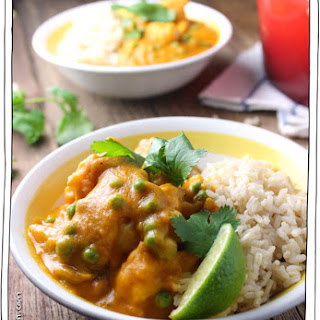Thai Sweet Potato Curry.