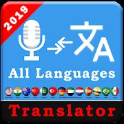 Voice & Text Translator All Language