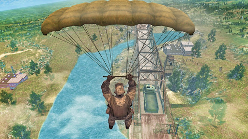 Border War Army Sniper 3D apkpoly screenshots 7