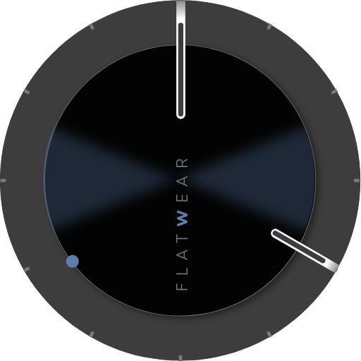 Flatwear Watch Face