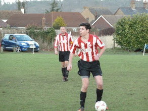 Photo: 15/12/12 v AFC Kempston Town & BC (Beds enior Trophy Q-F) 4-3 - contributed by Bob Davies