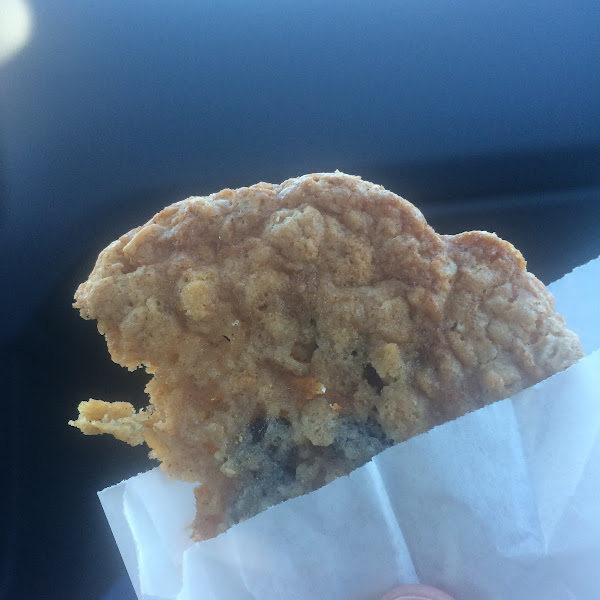 Best oatmeal cookie on the planet!