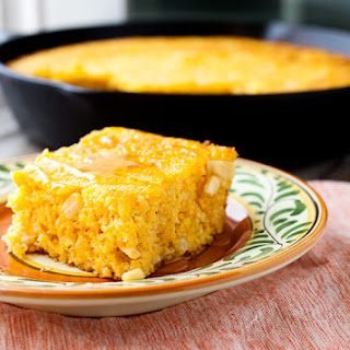 Roasted Corn Cornbread