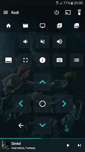 SMS plugin for Yatse 2.2.0 screenshots 2