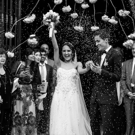 Fotógrafo de bodas Sebastian Sanint (ssanint). Foto del 02.02.2018