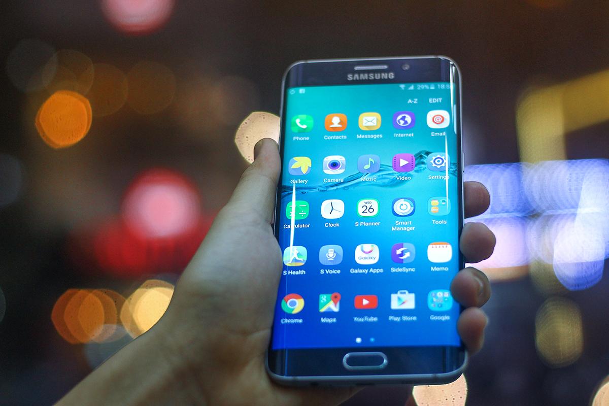 Cấu hình vượt trội của Samsung Galaxy S6 Edge Plus
