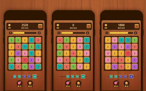 Mergezilla - Number Puzzle apktram screenshots 10