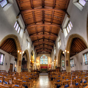 St Augustine's, Thorpe Bay, Essex by Christine Ayre - Buildings & Architecture Places of Worship