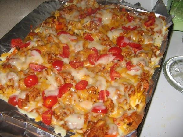 Mini Bell Pepper  Nachoes-my Way Recipe