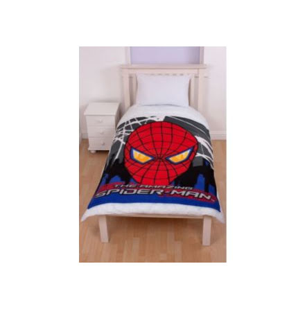 Spiderman - Fleece Filt