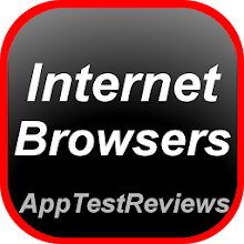 Web Internet Browser Review APK poster