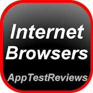 Web Internet Browser Review APK icon
