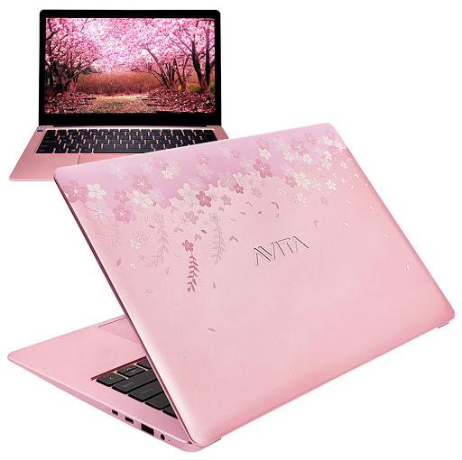 Máy tính xách tay/ Laptop Avita Liber U14-70177658 (NS14A2VN066P) (i5-8250U) (Cherry Blossom Pink)
