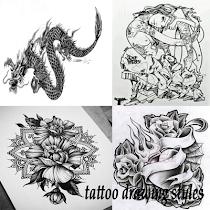 Tattoo Drawing Styles - screenshot thumbnail 01