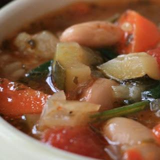Tuscan Bean Soup (Ribollita)