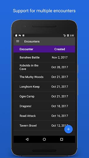 BattleTrack - Initiative Tracker apktram screenshots 2