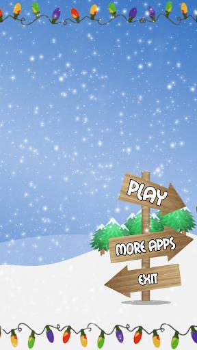 圣诞老人的亚军游戏
