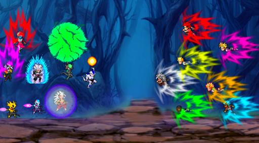 Super saiyan warriors S 1.3 Screenshots 1