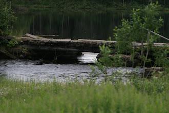 Photo: silta Vuorijoessa