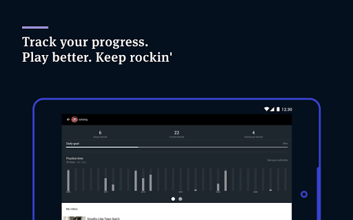 Ultimate Guitar Tabs & Chords screenshot 16