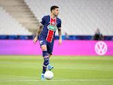 La Juventus pense à un joueur du Paris Saint-Germain