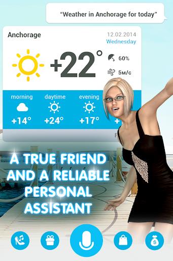 Pocket Blonde Cyber Girlfriend 2.1.80 screenshots 6