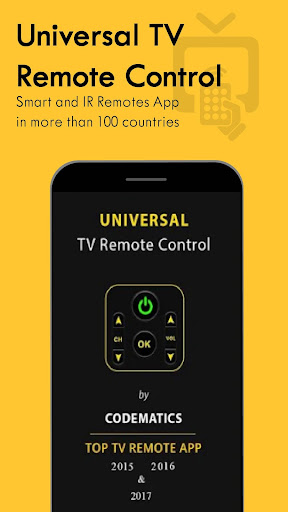 Universal TV Remote For All 3 screenshots 1